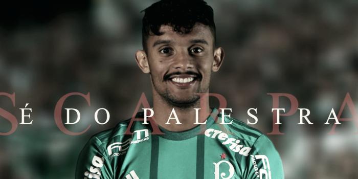 Fim da novela: apósimbróglio, Gustavo Scarpa acerta com Palmeiras