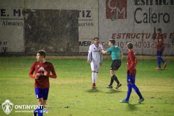 El Ontinyent se estanca en Villarrobledo
