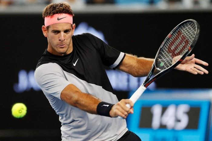 Australian Open, Del Potro e Thiem al secondo turno. Medvedev fatica, ma batte Kokkinakis