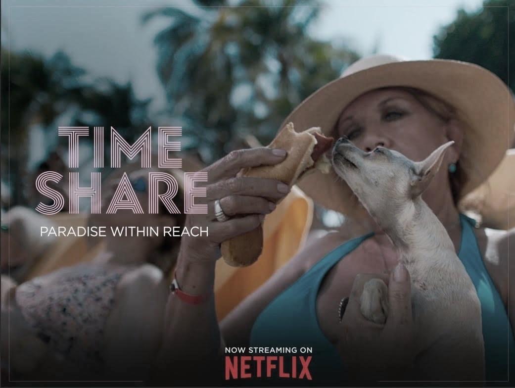 'Tiempo compartido', dirigida por Sebastian Hoffmann