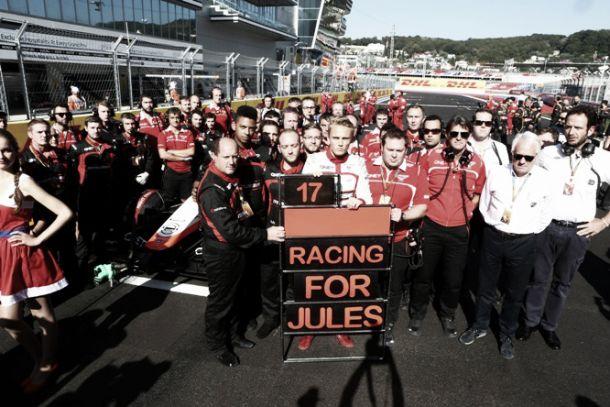 Formula 1 a Suzuka un anno dopo, nel ricordo di Bianchi