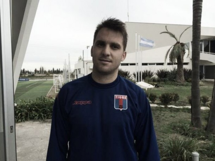 Ignacio Canuto, otro regreso