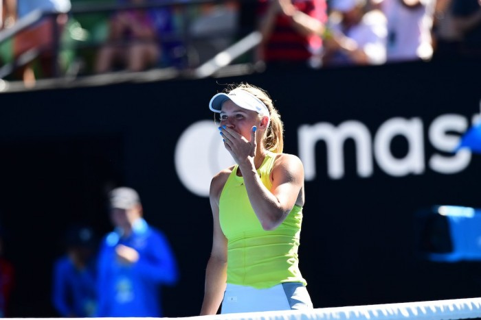 Australian Open, Day 5 - Tocca a Wozniacki e Svitolina