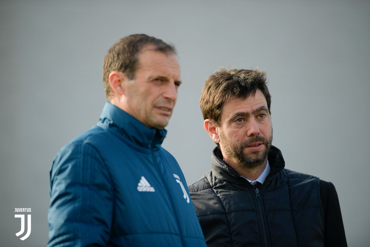 """Juve, Allegri in conferenza: """"Giocare con l'Inter è come una grande sfida di Champions"""""""