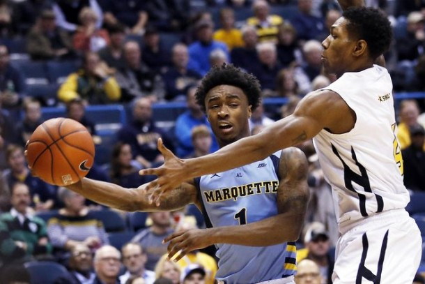 Marquette Golden Eagles Throttle Grambling State Tigers 95-49