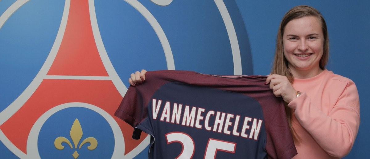 Davinia Vanmechelen on moving to PSG and her dream debut for Belgium
