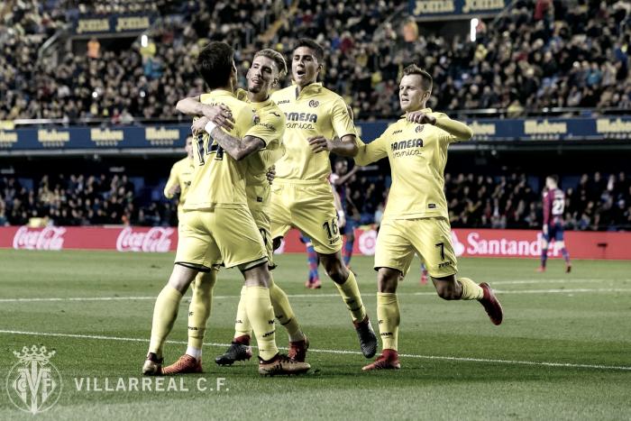 El Villarreal no baja el ritmo