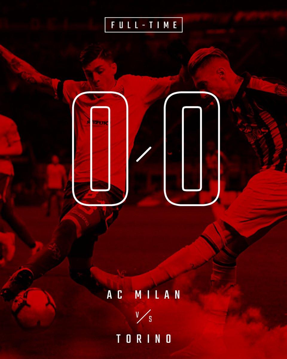 Reti inviolate tra Milan e Torino: l'analisi di Gattuso e Mazzarri