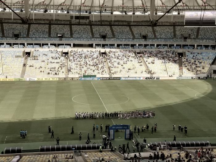 Opinião: por que o Maracanã estava vazio em um clássico?