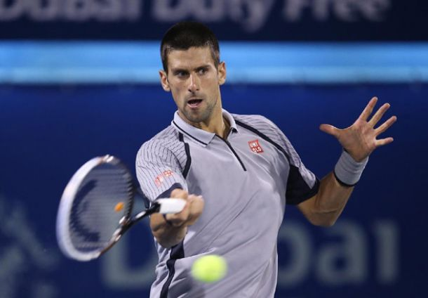ATP Dubai : Djokovic en démonstration