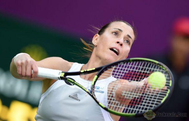 WTA, il punto sulle azzurre: Pennetta fuori a Doha, Errani ad Acapulco