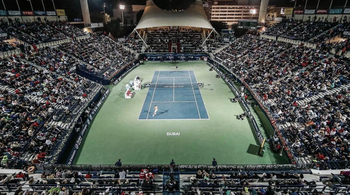 Dubai: Gasquet afuera, Bautista Agut y Pouille avanzan