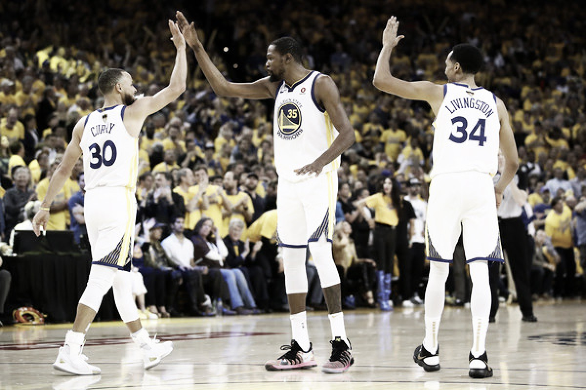 2018 NBA Finals Game 1: Warriors overcome James' career playoff high 51, defeat Cavaliers 124-114 in overtime