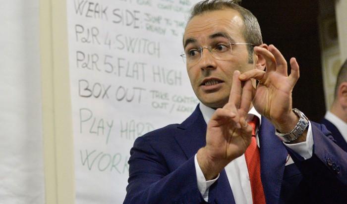 Ducarello si era dimesso, la società della Pallacanestro Trapani respinge le dimissioni