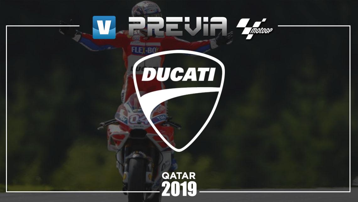 Previa VAVEL Ducati GP de Qatar: el principio del cuento