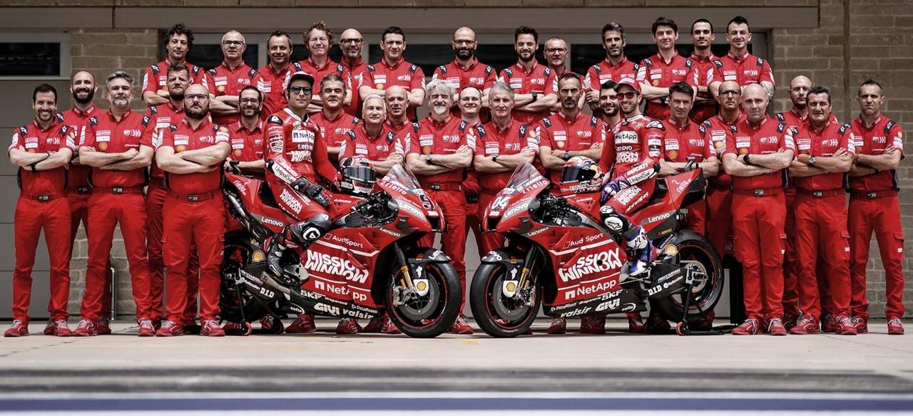 Previa Ducati GP Tailandia: Dovizioso, el único que puede frenar que Márquez gane el Mundial este fin de semana