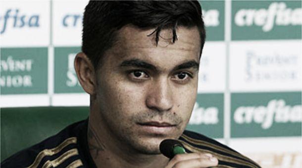 Dudu comenta rumor sobre discussão no vestiario após a partida contra o Fluminense