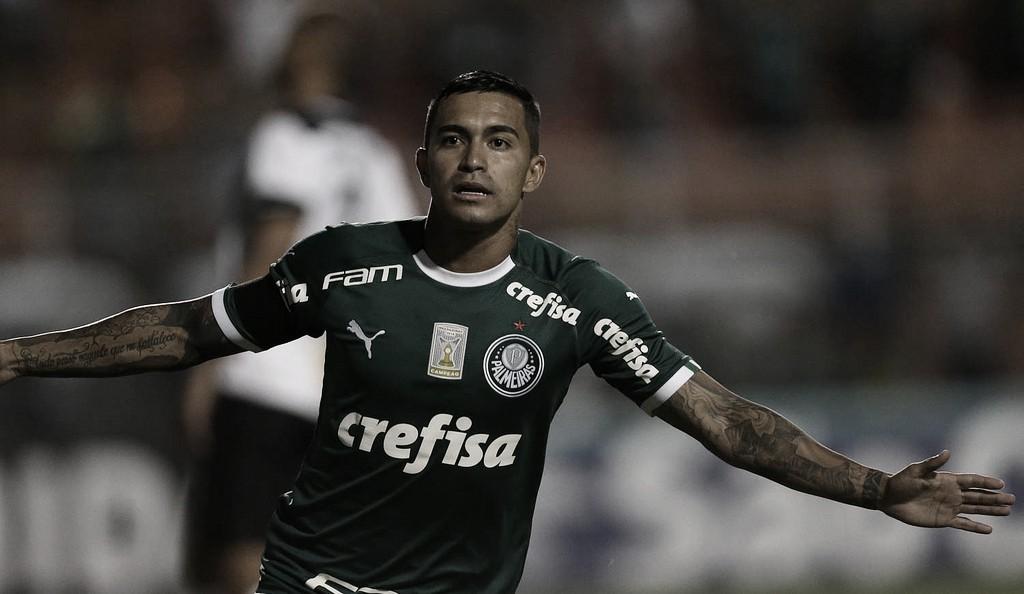 Dudu, do Palmeiras, é acusado de agressão pela ex-mulher; atacante nega