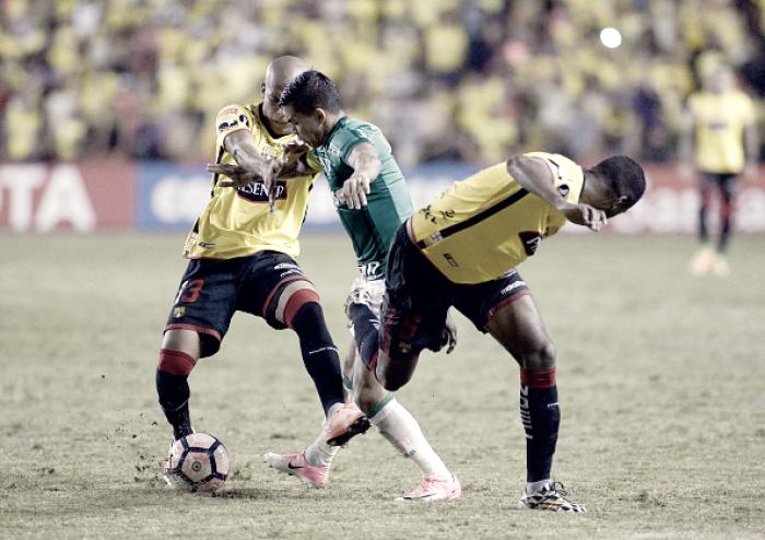 Em desvantagem, Palmeiras recebe Barcelona-EQU valendo vaga nas quartas da Libertadores
