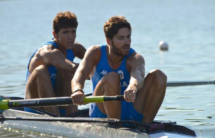 Rio 2016 - Canottaggio, i risultati della prima giornata: buon avvio per i colori azzurri