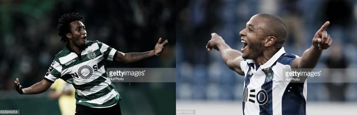 Especial Porto x Sporting : Brahimi vs Gelson - Dois génios à solta