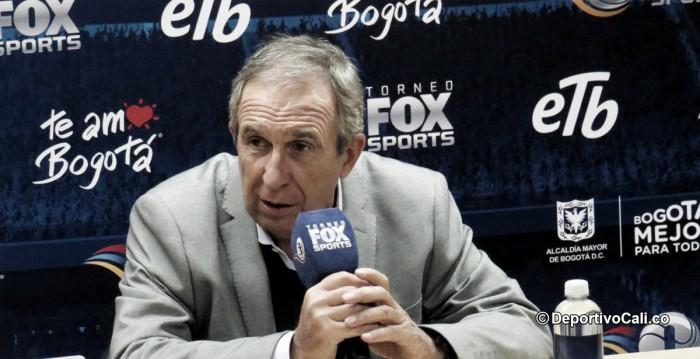 """Gerardo Pelusso: """"En los dos goles hay errores nuestros"""""""