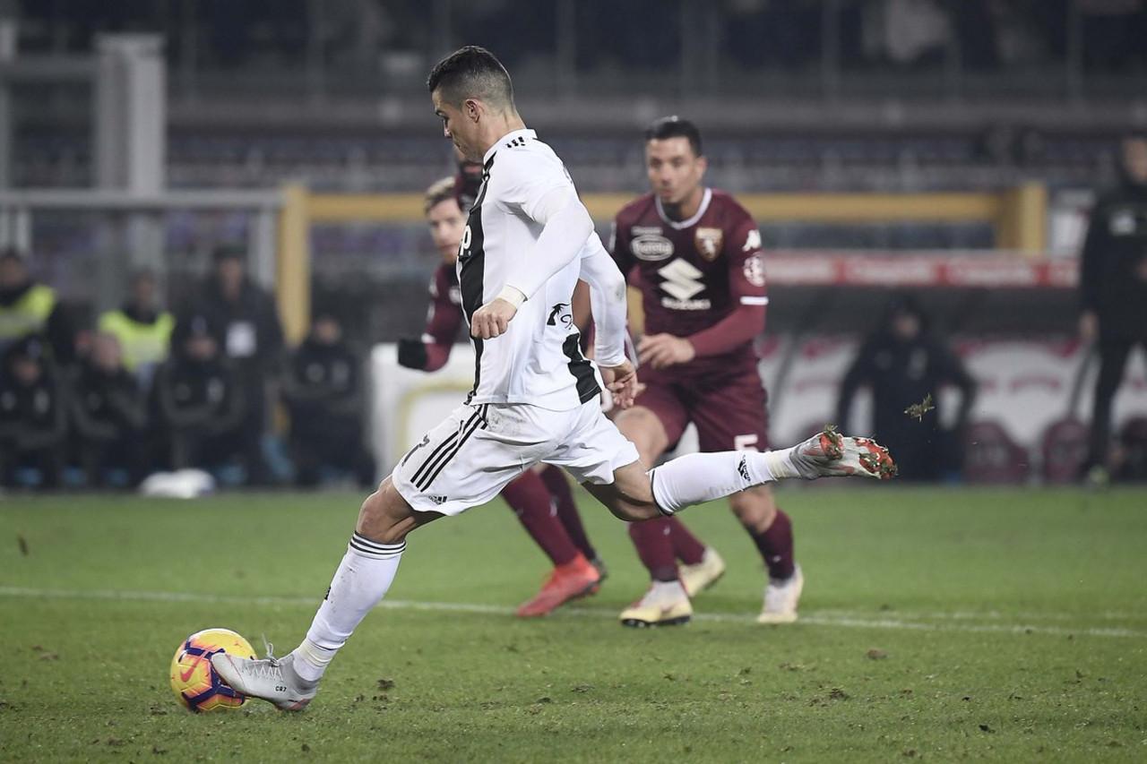 La Juventus fatica ma vince il Derby della Mole: battuto un ottimo Torino grazie a CR7
