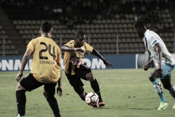 Deportivo Táchira empató ante Macará y avanzó a la segunda fase de la Libertadores