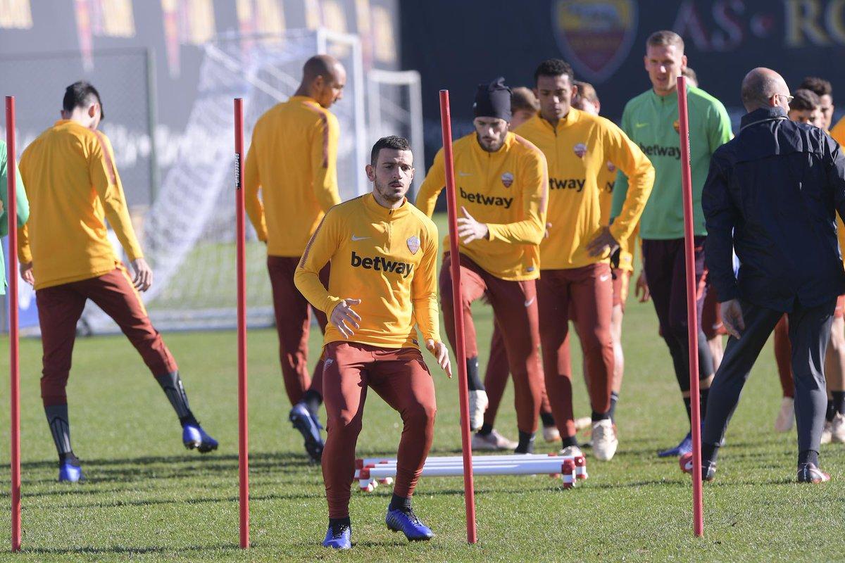 Champions League - Roma: Di Francesco cerca punti contro il Plzen