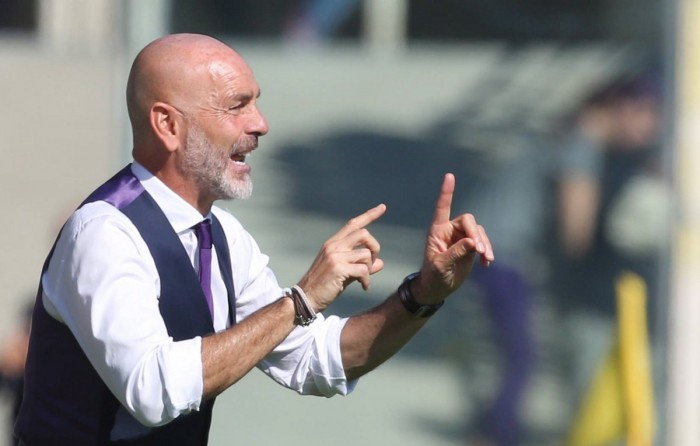 Fiorentina-Verona, le interviste, Pioli: