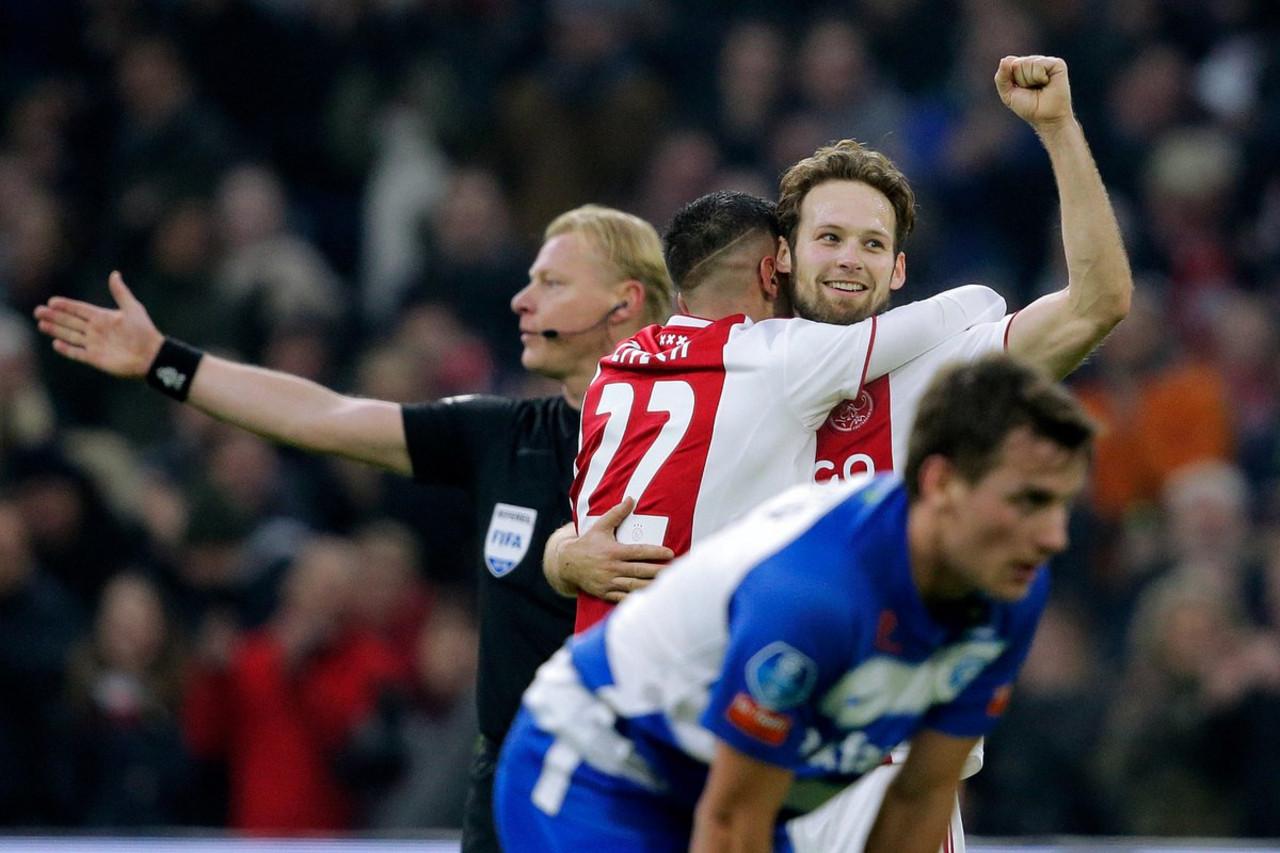 Eredivisie: PSV ed Ajax esagerano e scappano, tonfo casalingo del Feyenoord Rotterdam
