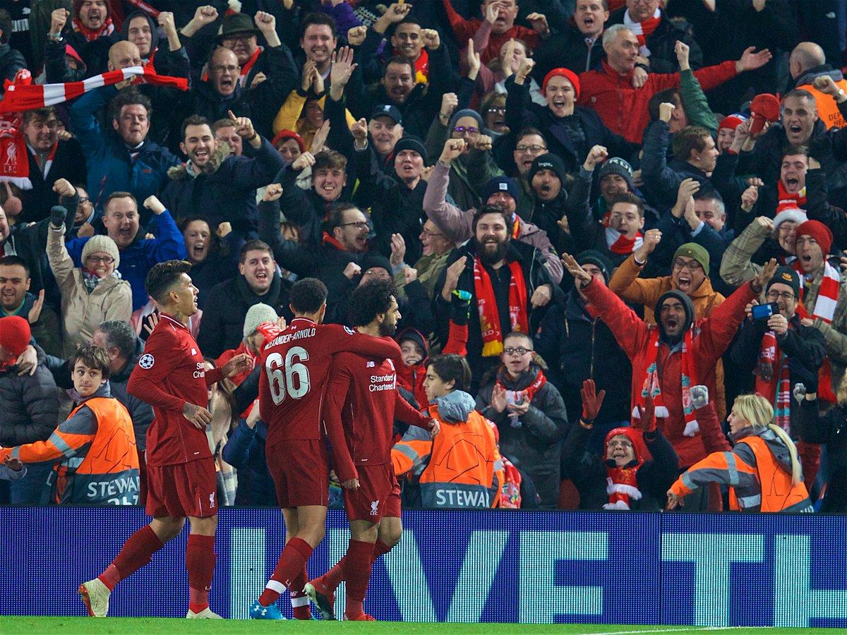 Champions League - Salah stende il Napoli: Liverpool agli ottavi