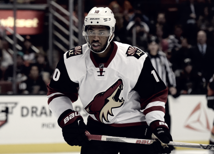 Arizona Coyotes: Anthony Duclair's up and down NHL career