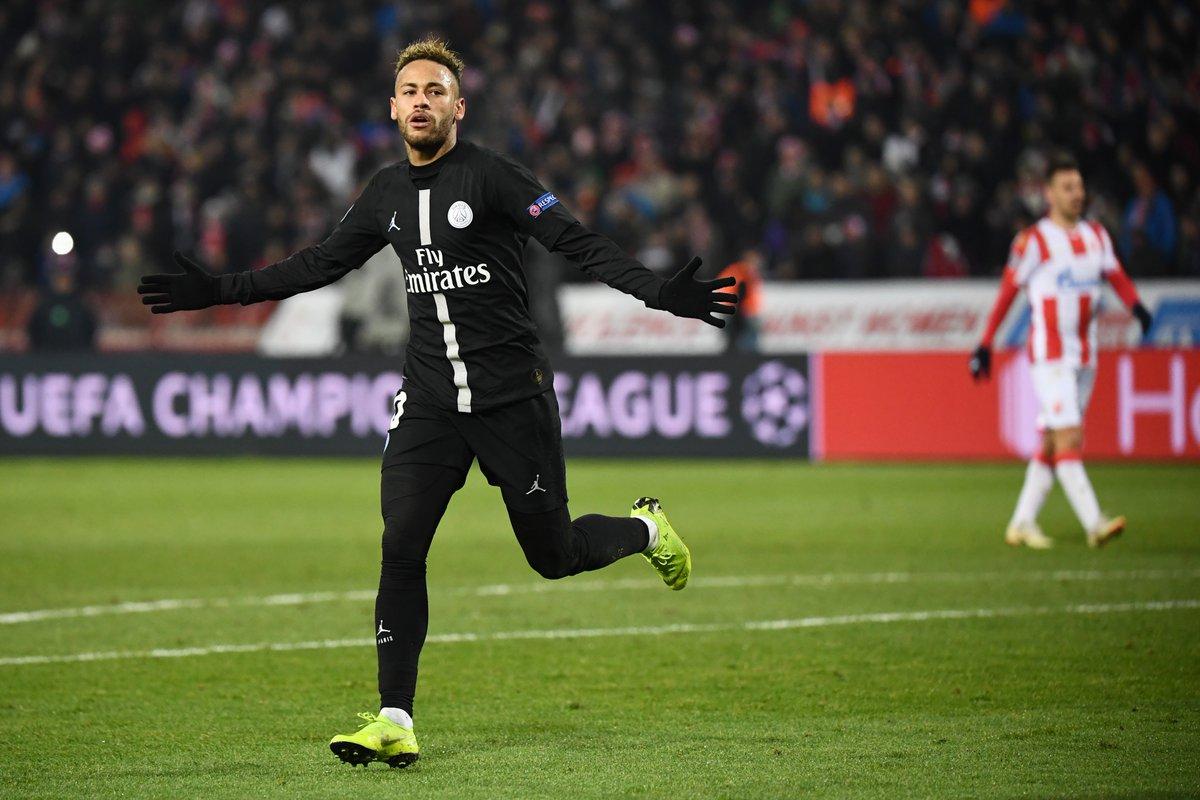 Champions League - Il PSG passa da prima: battuta 1-3 una volterosa Stella Rossa