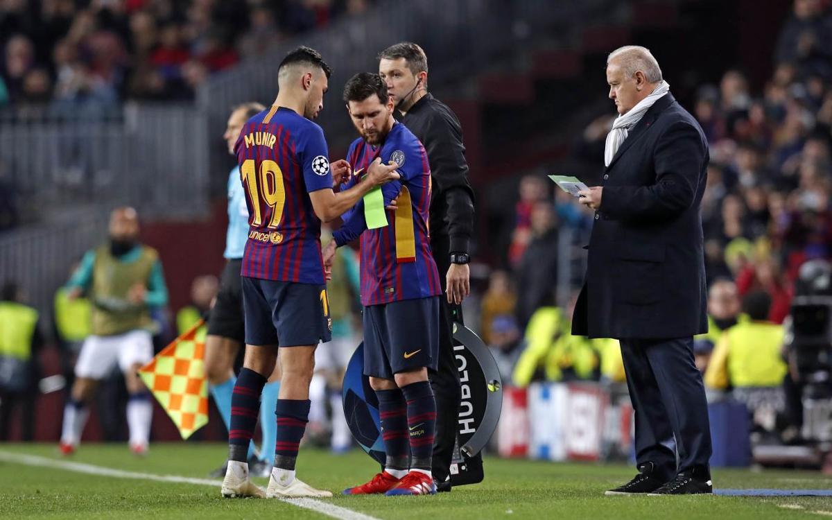 Champions League- 1-1 tra Barcellona e Tottenham e Inter eliminata ai gironi
