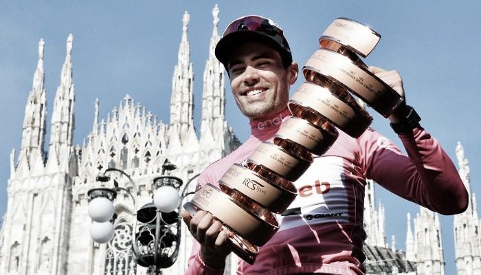 """Tom Dumoulin: """"Ni el Giro ni el Tour se adaptan perfectamente a mis características"""""""