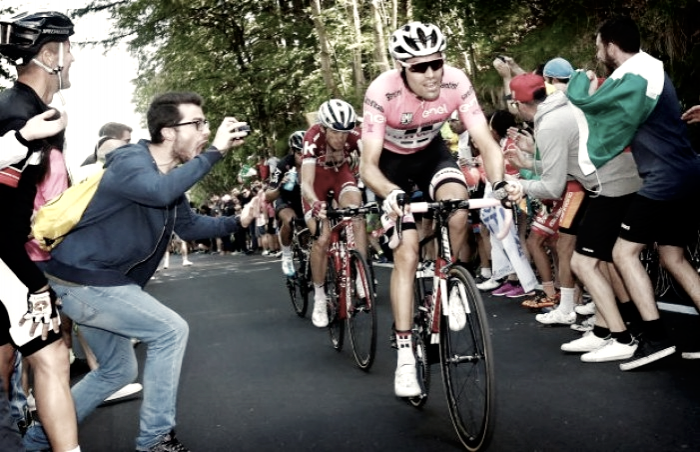 Giro 100: Dumoulin, Indurain 2.0