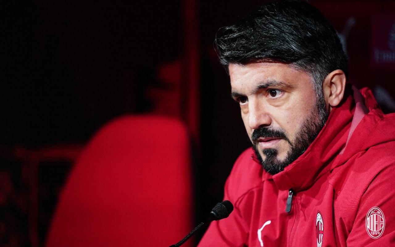 """Serie A - Milan, parla Gattuso: """"Mi tengo stretto Higuain"""""""