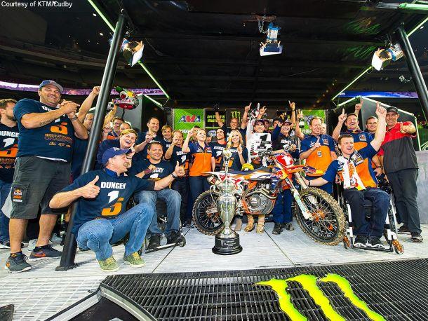Supercross: Santa Clara Supercross Result