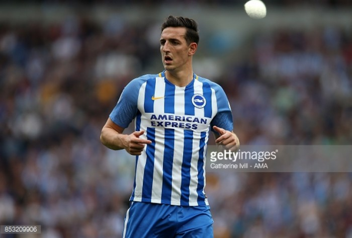 Lewis Dunk relishing the prospect of playing against Arsenal