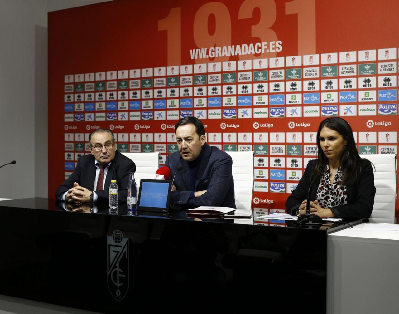 El Granada CF pone en marcha la campaña de media temporada