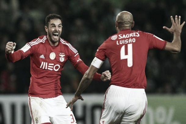 Benfica: 9 jogos consecutivos sem sofrer golos em casa