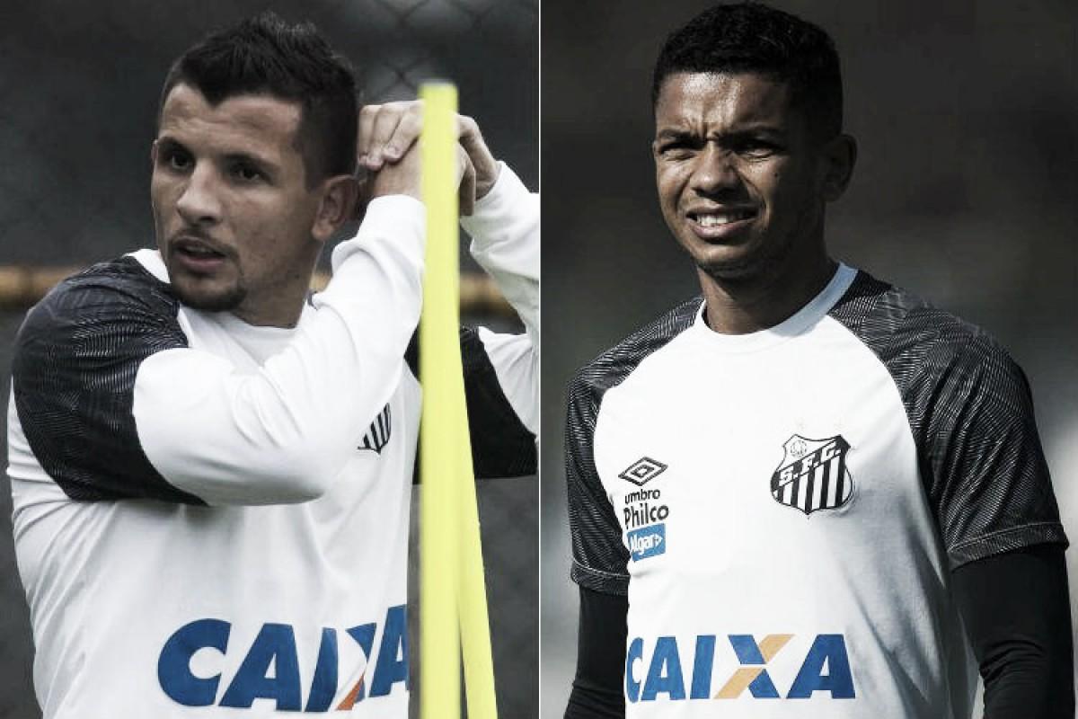 Envolvidos em negociações, David Braz e Vecchio são liberados do jogo contra o Botafogo