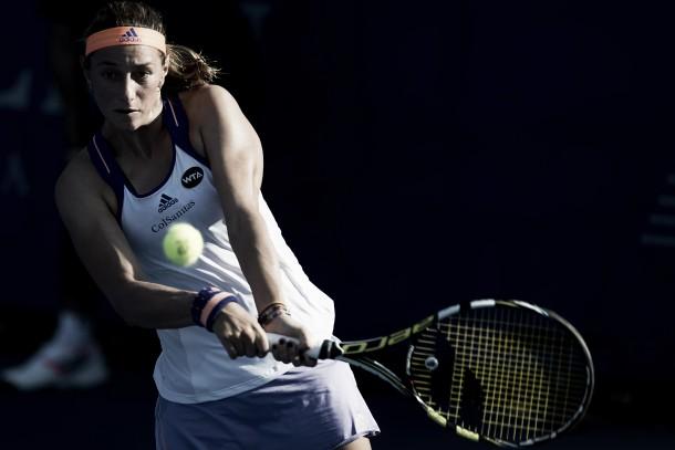 Mariana, duquesa del tenis