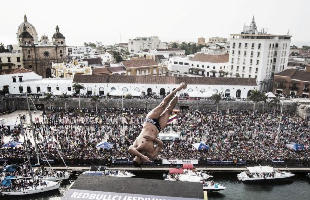 """Orlando Duque: """"Me encantaría volver a competir en Colombia"""""""
