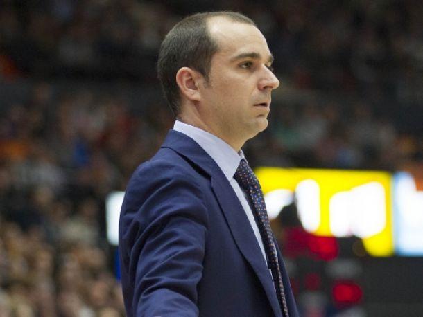 """Carles Duran """"Hemos perdido porque han jugado mejor que nosotros"""""""