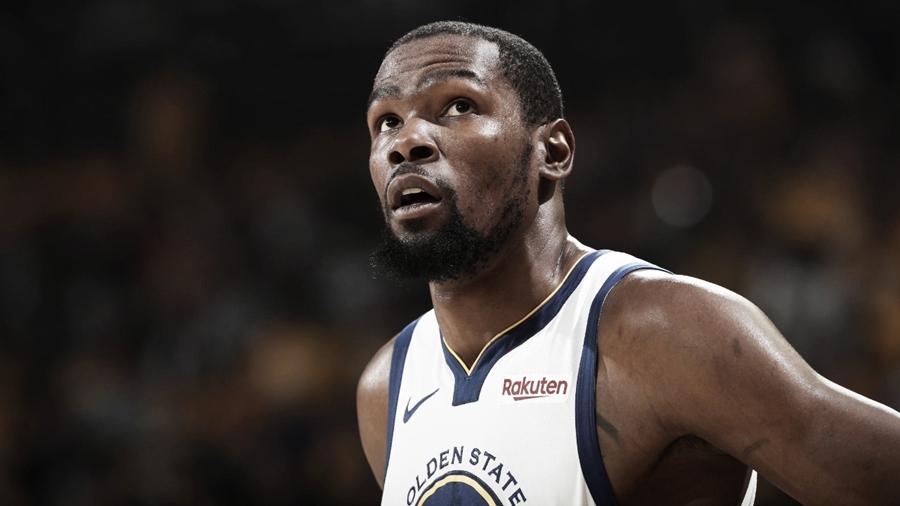 Kevin Durant vai negociar com quatro equipes durante free agency