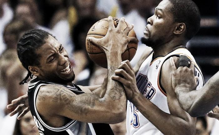 Spurs-Thunder: Dos viejos conocidos