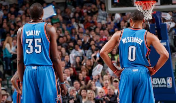 NBA, Okc: Russ e KD, le due facce della coppia migliore dell'intera lega