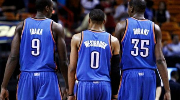 Oklahoma City Thunder 2014/2015: éxito o el principio del fin